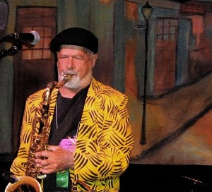 Sonoma County Saxophonist David Scott